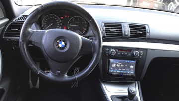 Kenwood DMX100BT en BMW 120